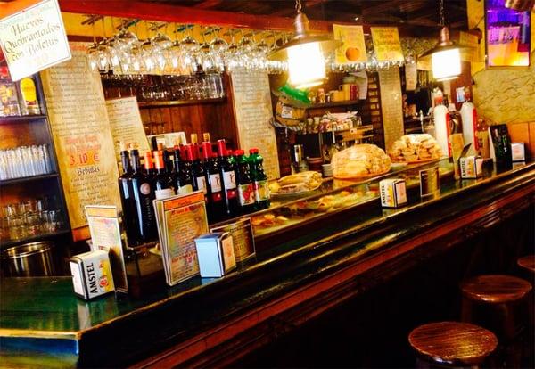 Barra del Restaurante Fierabras