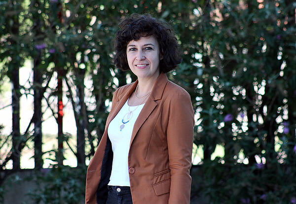 Vanesa Fernández, profesora mentora del programa STEM Talent Girl de la UEMC