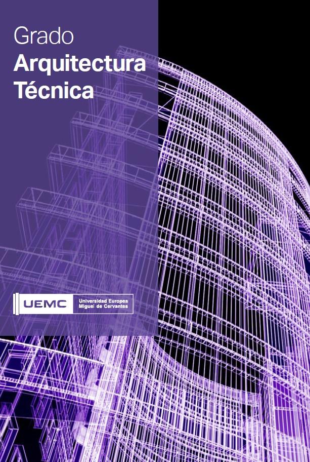 Grado en Arquitectura Técnica