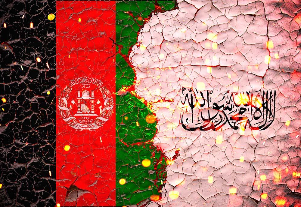 Afganistán y el triunfo del mal: la nueva geopolítica