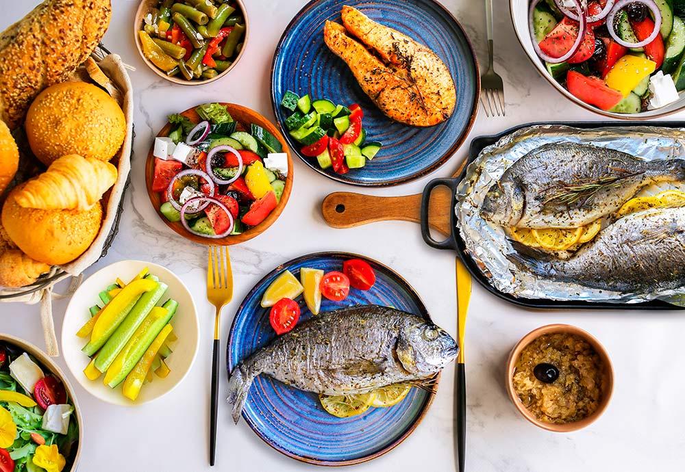 Descubre la Dieta Mediterránea, mucho más que un patrón alimentario