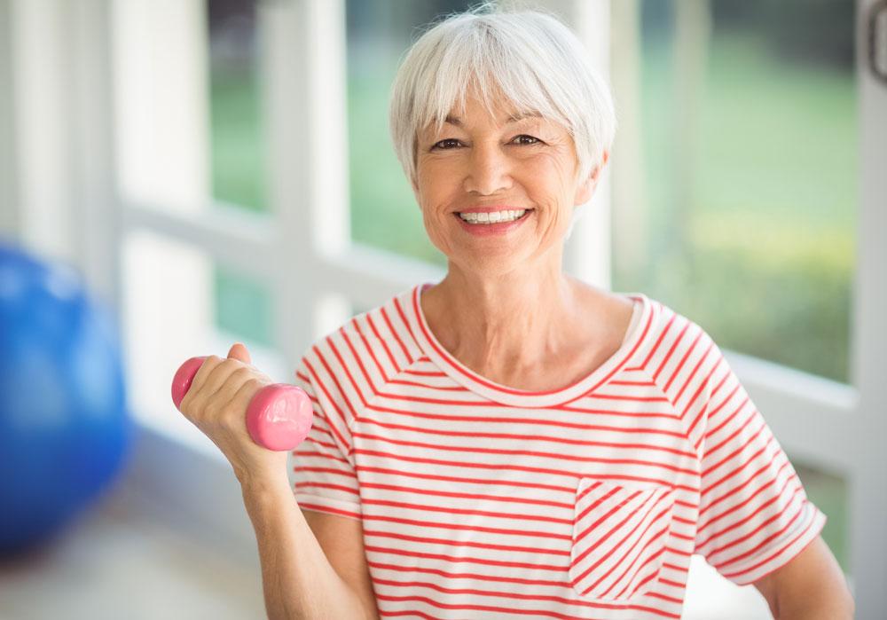 Confinamiento: ejercicios para personas mayores y enfermos crónicos