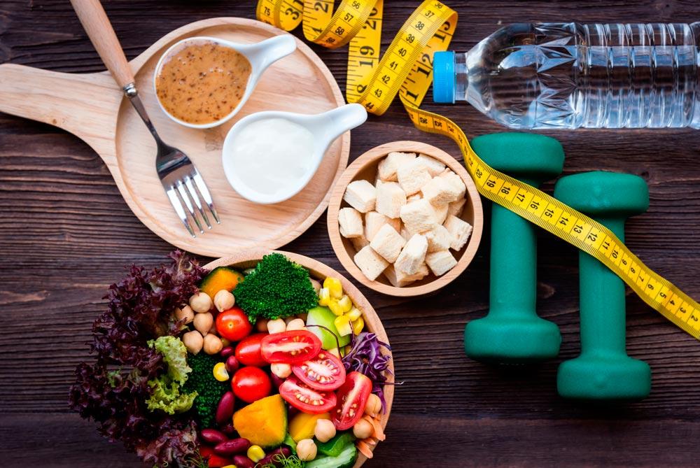 Nutrición y deporte: consejos para cuidarte después de las navidades