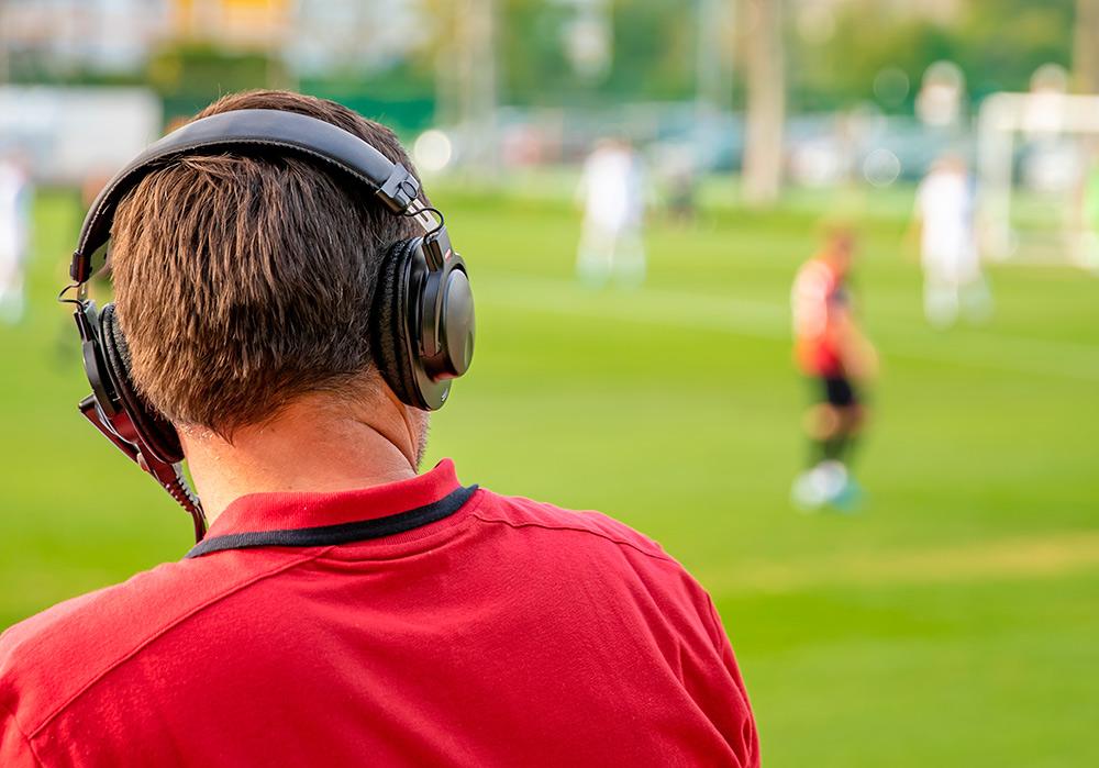 Consejos para convertirte en un buen periodista deportivo