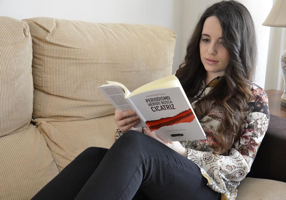 Ester Martínez: estudiar en los tiempos del coronavirus