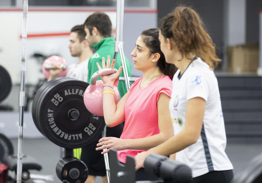 CC Actividad Física y del Deporte: descubre el gimnasio de la UEMC