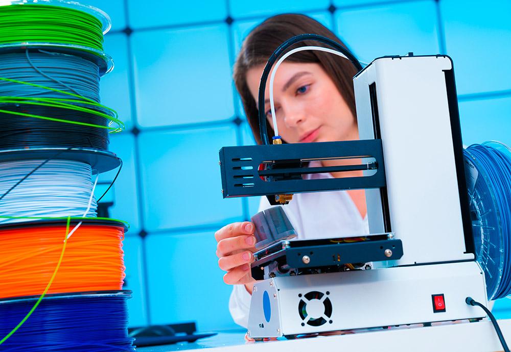 La impresión 3D al servicio de laingeniería