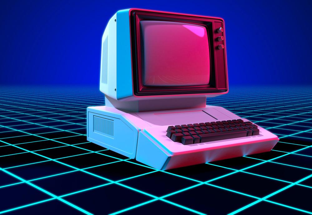 Así era la informática en los 80