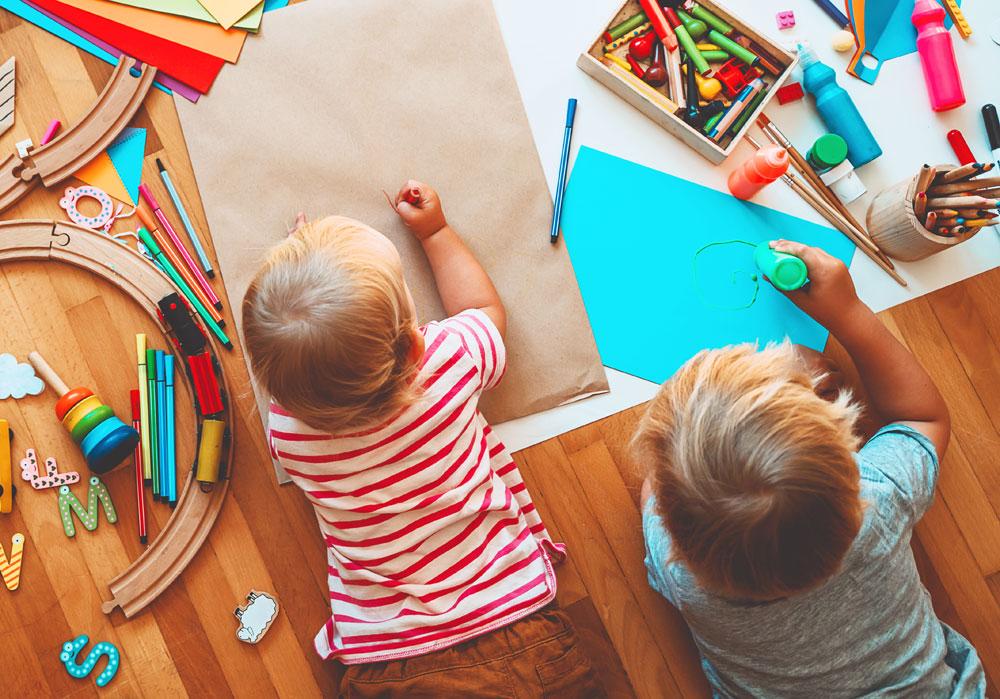 Actividades y juegos para tener a los niños entretenidos