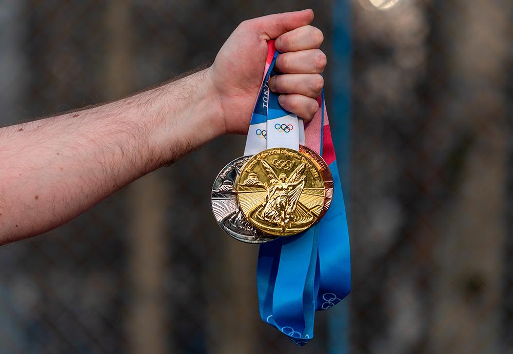 Un trocito de medalla: así es ser profesor de Educación Física