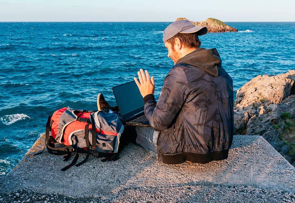 ¿Quieres ser un nómada digital? Esto es lo que debes estudiar