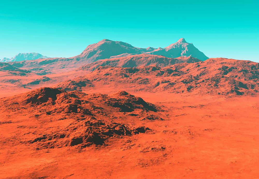 Crónicas Marcianas: objetivo llegar a Marte