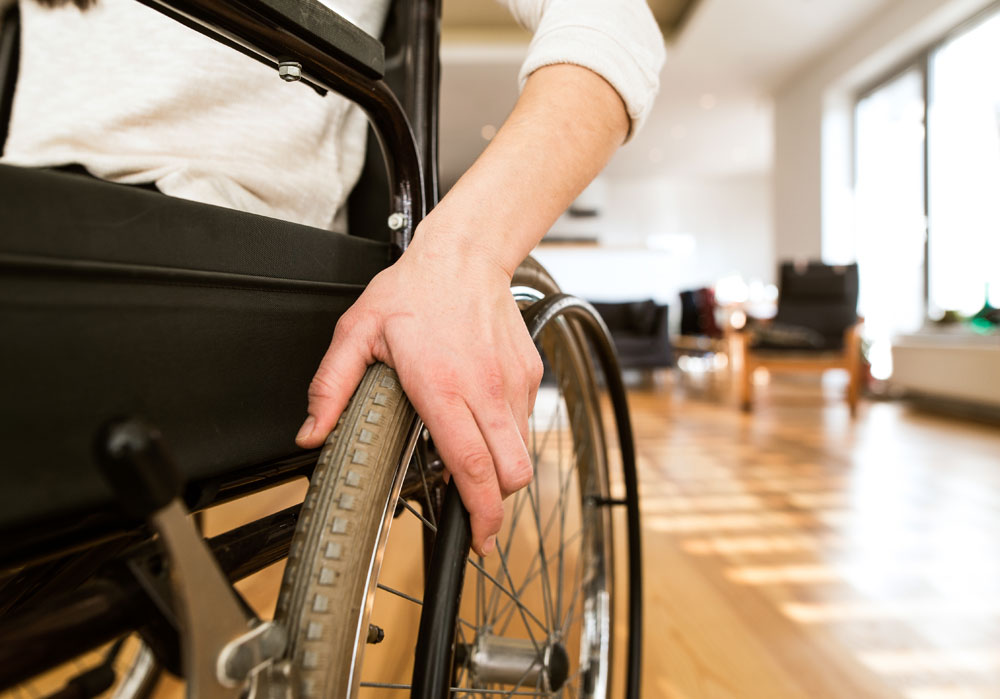 Terapia Ocupacional: así es una vivienda adaptada
