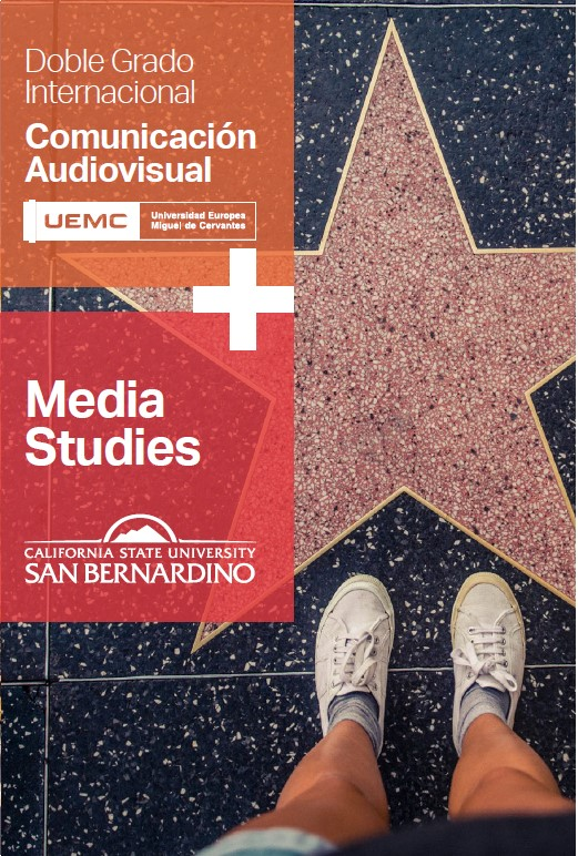 Doble grado internacional en Comunicación Audiovisual + Bachelor of Arts in Communication