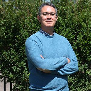 El psicólogo Carlos Salgado en la UEMC