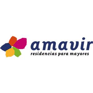Logotipo Residencias para mayores Amavir