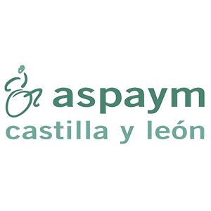Logotipo Aspaym Castilla y León