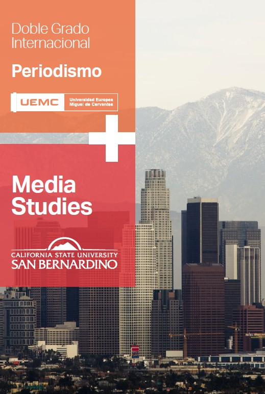 Doble grado internacional en Periodismo + Bachelor of Arts in Communication