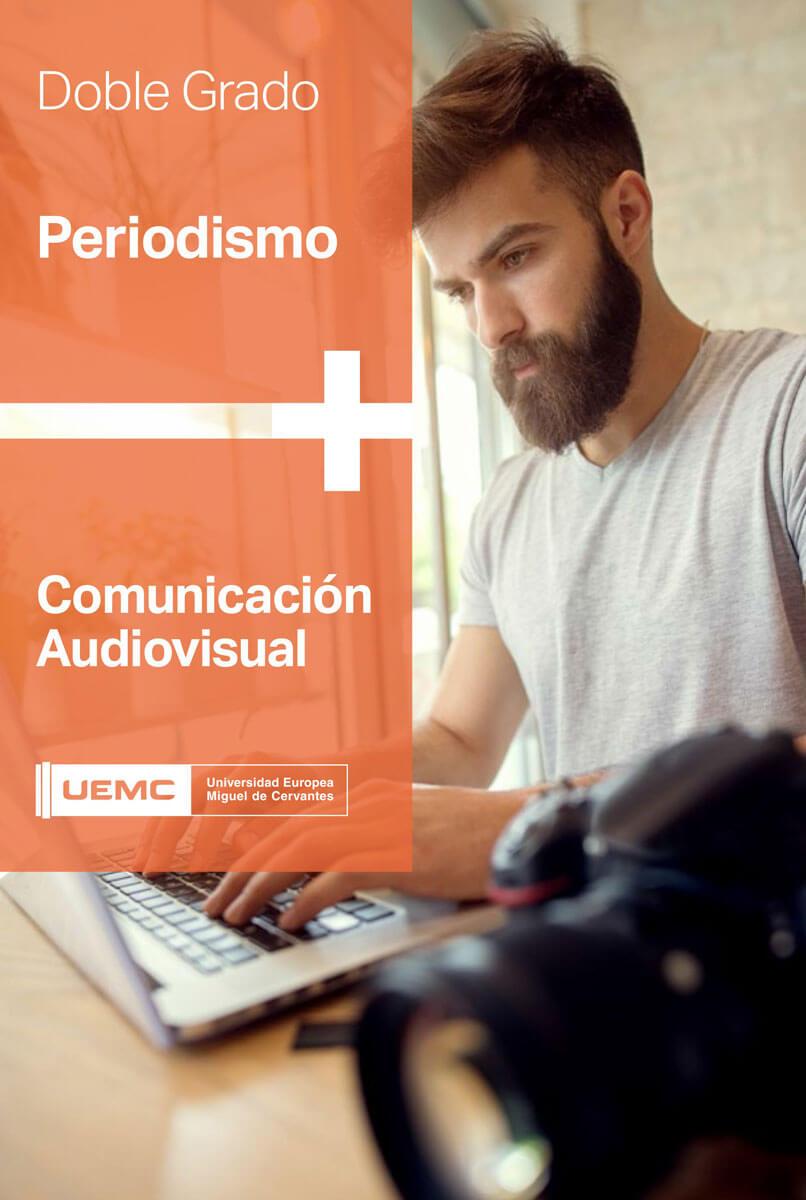Doble grado en Periodismo + Comunicación Audiovisual