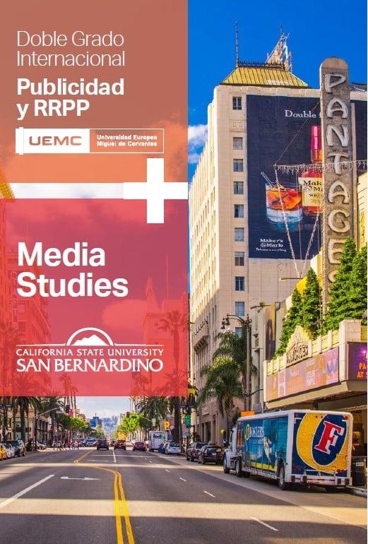 Doble grado internacional en Publicidad y Relaciones Públicas + Bachelor of Arts in Communication