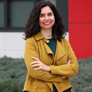 Olga Isabel Fernández, profesora del grado en Terapia Ocupacional de la UEMC