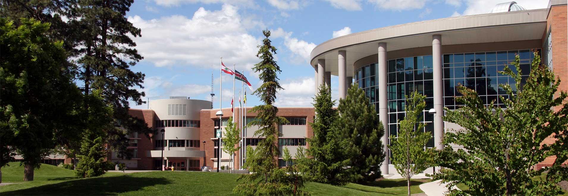 Campus de la Thompson River University